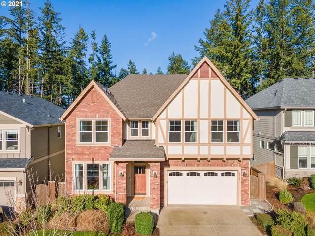 20329 SW Cassandra Ln, Beaverton, OR 97007 (MLS #21496241) :: Brantley Christianson Real Estate
