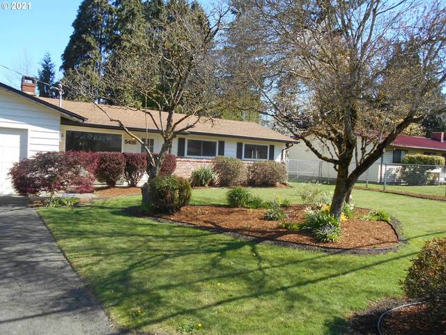 5416 NE 40TH St, Vancouver, WA 98661 (MLS #21496360) :: The Pacific Group