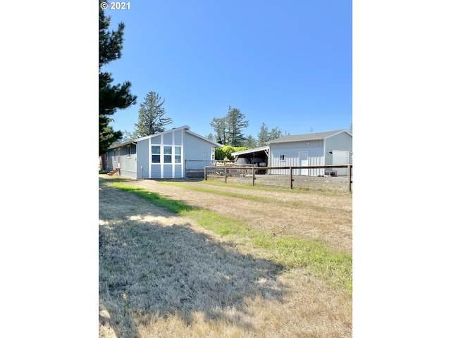 91218 Hwy 101, Warrenton, OR 97146 (MLS #21496492) :: Beach Loop Realty