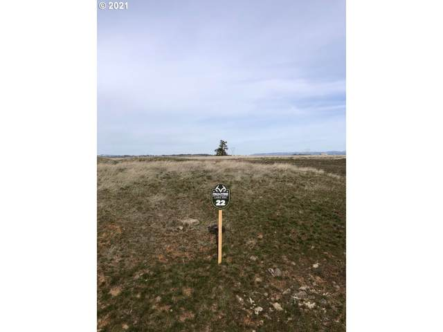 Cowboy Trail, Goldendale, WA 98620 (MLS #21496504) :: Next Home Realty Connection