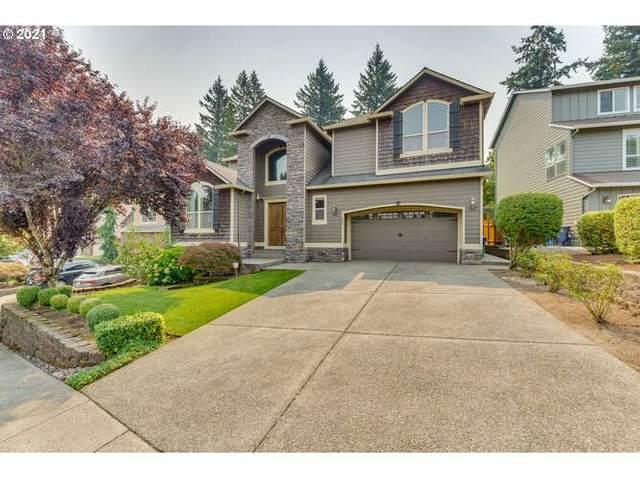 606 NW 24TH Cir, Camas, WA 98607 (MLS #21496747) :: Townsend Jarvis Group Real Estate