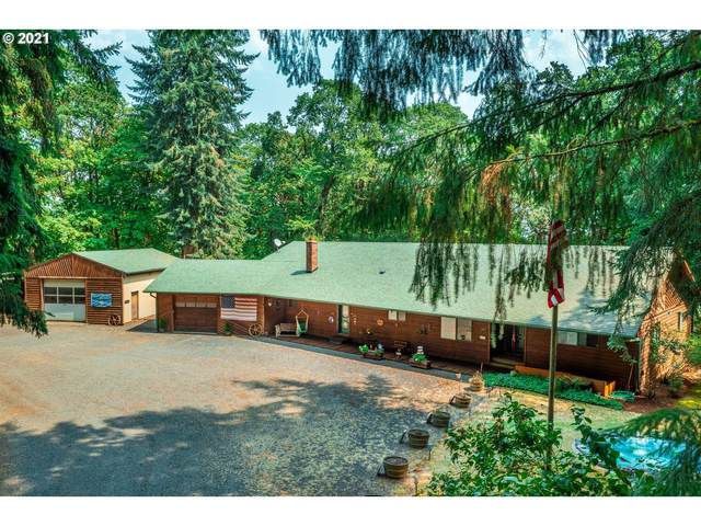 3431 SW Redmond Hill Rd, Mcminnville, OR 97128 (MLS #21496845) :: Beach Loop Realty