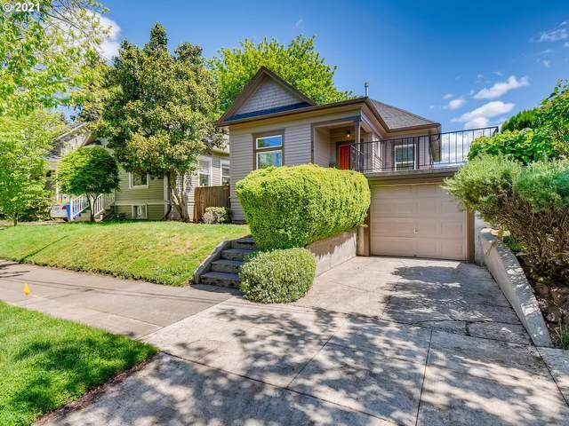 508 NE 29TH Ave, Portland, OR 97232 (MLS #21496944) :: Holdhusen Real Estate Group