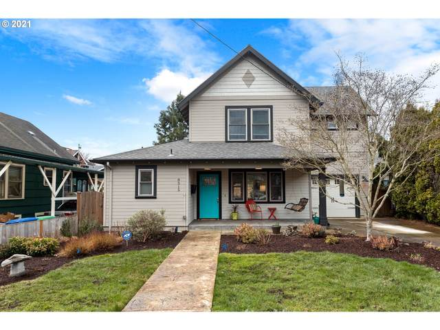 8515 SE 15TH Ave, Portland, OR 97202 (MLS #21497202) :: McKillion Real Estate Group
