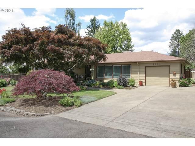 6421 SW Evelyn St, Portland, OR 97219 (MLS #21497266) :: Lux Properties