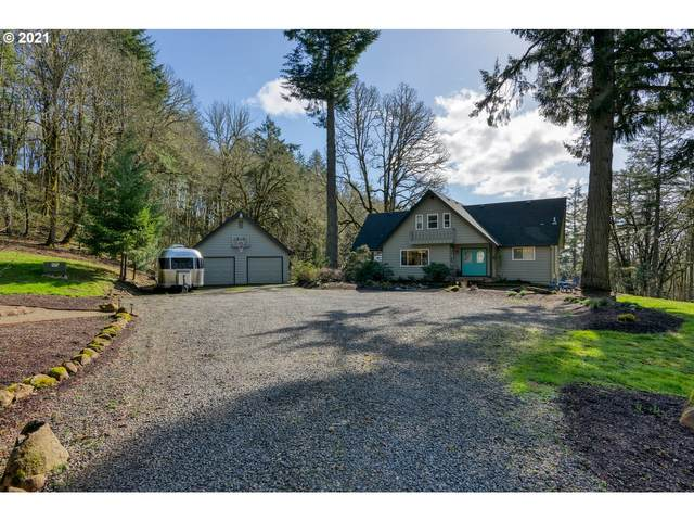 861 55TH Ave NW, Salem, OR 97304 (MLS #21497470) :: Duncan Real Estate Group