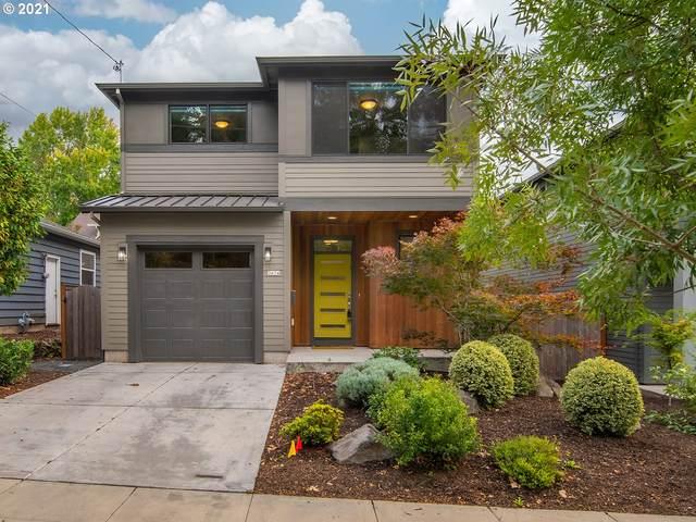 3634 SE Bybee Blvd, Portland, OR 97202 (MLS #21497507) :: Song Real Estate