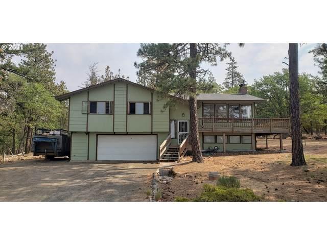 292 Rimrock Rd, Goldendale, WA 98620 (MLS #21497610) :: Change Realty