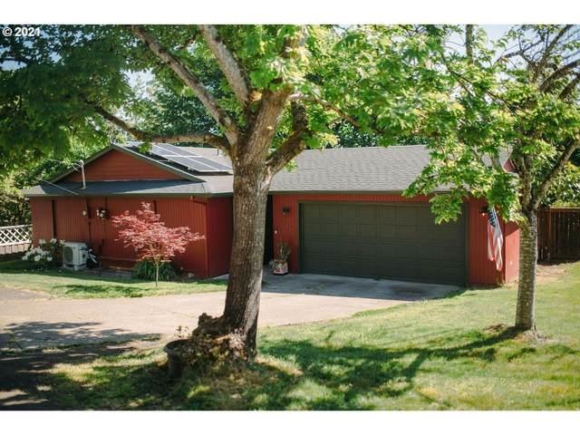 2040 Willamette St, Eugene, OR 97405 (MLS #21497620) :: Song Real Estate