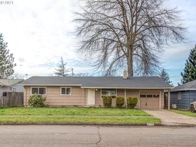 2240 Van Buren St, Eugene, OR 97405 (MLS #21497754) :: Townsend Jarvis Group Real Estate
