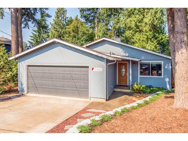 10443 SE 52ND Ave, Milwaukie, OR 97222 (MLS #21497993) :: Premiere Property Group LLC