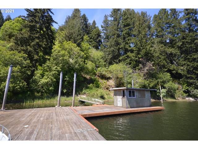 0 S Tenmile Lake, Lakeside, OR 97449 (MLS #21498187) :: Holdhusen Real Estate Group