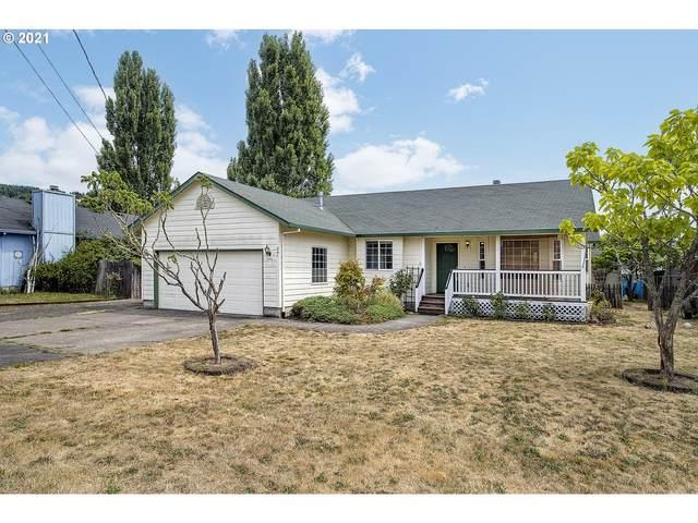 541 NW Evans St, Sheridan, OR 97378 (MLS #21498254) :: Holdhusen Real Estate Group
