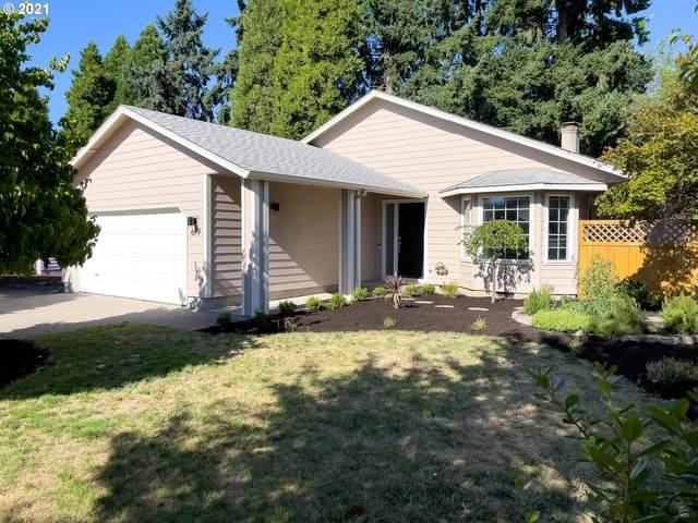 679 Driftwood Dr, Eugene, OR 97401 (MLS #21498432) :: Song Real Estate