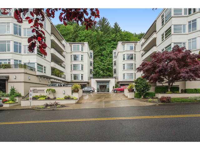 2445 NW Westover Rd #207, Portland, OR 97210 (MLS #21498538) :: Coho Realty
