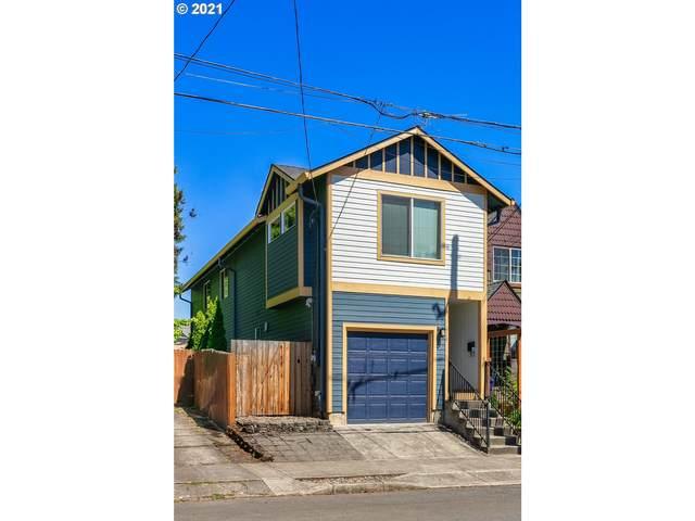 406 SE 87TH Ave, Portland, OR 97216 (MLS #21498987) :: Beach Loop Realty