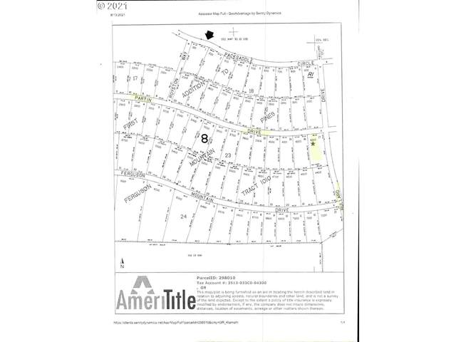 17 Partin Dr, Sprague River, OR 97639 (MLS #21499058) :: Premiere Property Group LLC