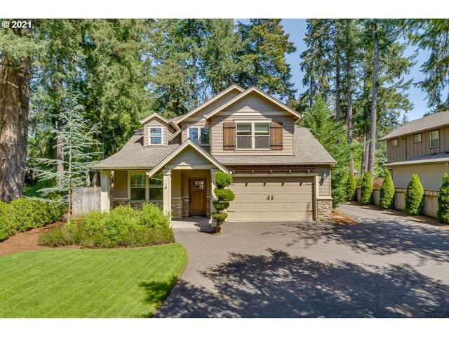 15950 Parker Rd, Lake Oswego, OR 97035 (MLS #21499073) :: Fox Real Estate Group