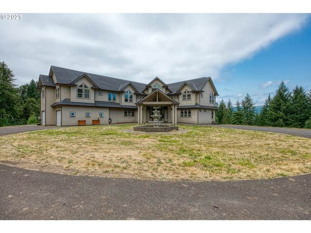 40318 Winberry Creek Rd, Fall Creek, OR 97438 (MLS #21499137) :: Song Real Estate