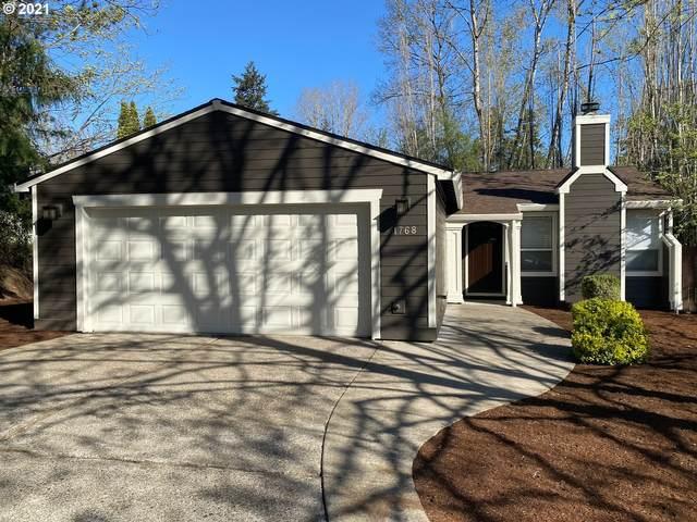 1768 Jamie Cir, West Linn, OR 97068 (MLS #21499161) :: Fox Real Estate Group