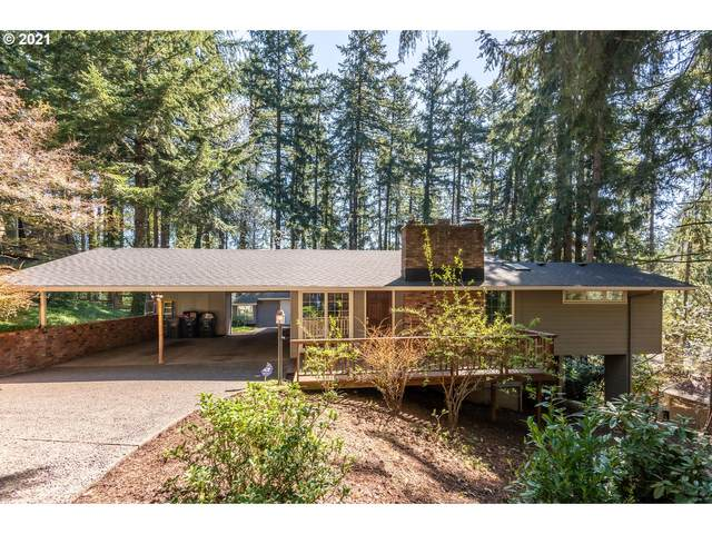 1827 Fircrest Dr, Eugene, OR 97403 (MLS #21499178) :: Premiere Property Group LLC