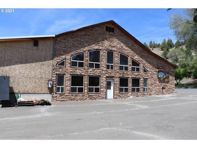 839 S Canyon Blvd, John Day, OR 97845 (MLS #21499571) :: McKillion Real Estate Group
