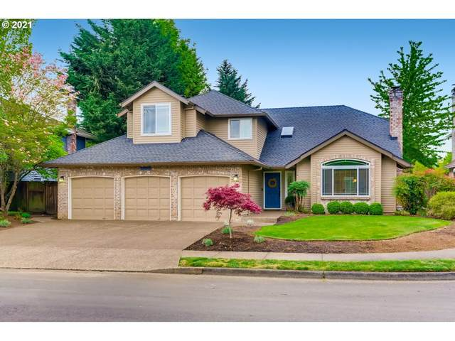 10680 SW Kiowa Ct, Tualatin, OR 97062 (MLS #21499699) :: Fox Real Estate Group