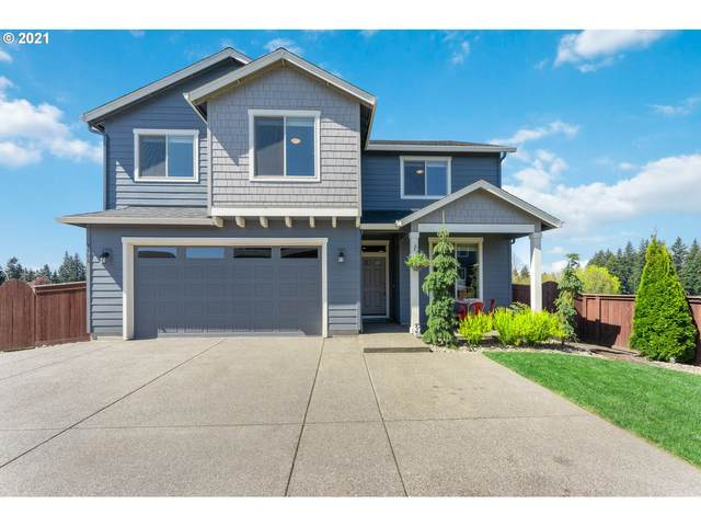 9908 NE 33RD Ct, Vancouver, WA 98686 (MLS #21499713) :: Stellar Realty Northwest
