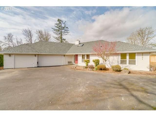2481 NE Nicki Ct, Hillsboro, OR 97124 (MLS #21500129) :: Fox Real Estate Group