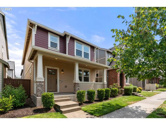 336 SW Marsuda Ter, Beaverton, OR 97006 (MLS #21500291) :: Premiere Property Group LLC