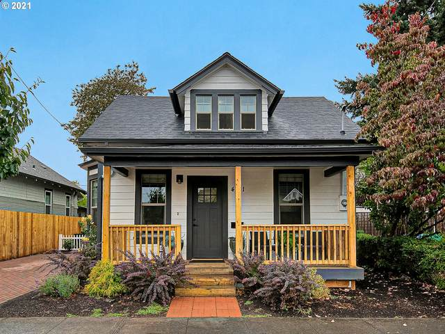 4121 SE 64TH Ave, Portland, OR 97206 (MLS #21500516) :: Windermere Crest Realty