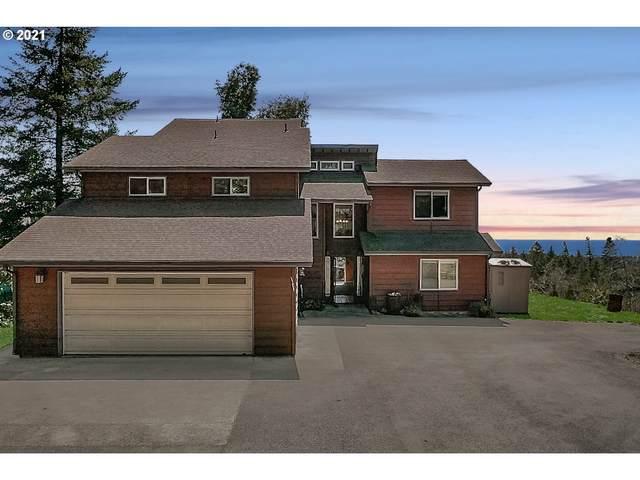 96340 Alder Ridge Rd, Brookings, OR 97415 (MLS #21500554) :: Townsend Jarvis Group Real Estate