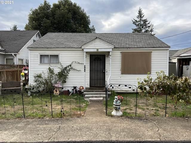 395 SW Fir St, Willamina, OR 97396 (MLS #21500665) :: Fox Real Estate Group