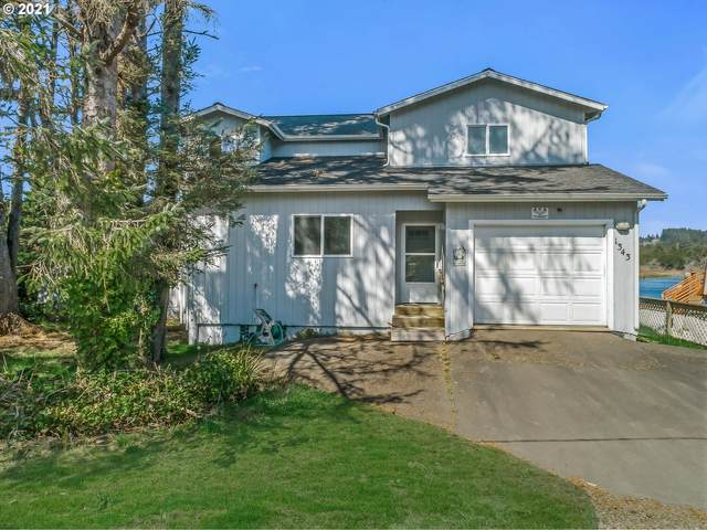 1343 SE 2ND Ct, Lincoln City, OR 97367 (MLS #21500669) :: Premiere Property Group LLC
