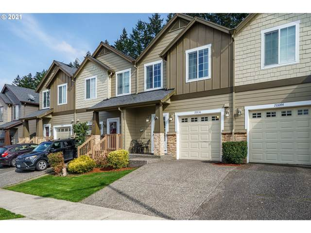 20036 Berge View Ave, Oregon City, OR 97045 (MLS #21500710) :: Real Tour Property Group
