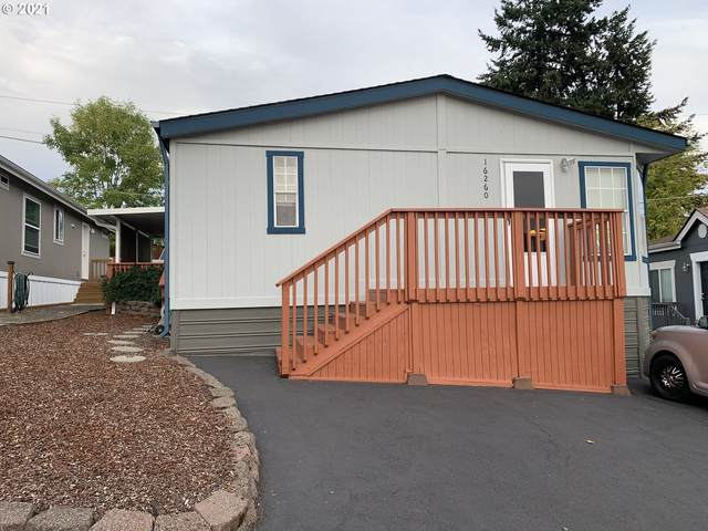 16260 SE 84TH Ave #11, Milwaukie, OR 97267 (MLS #21500838) :: Holdhusen Real Estate Group
