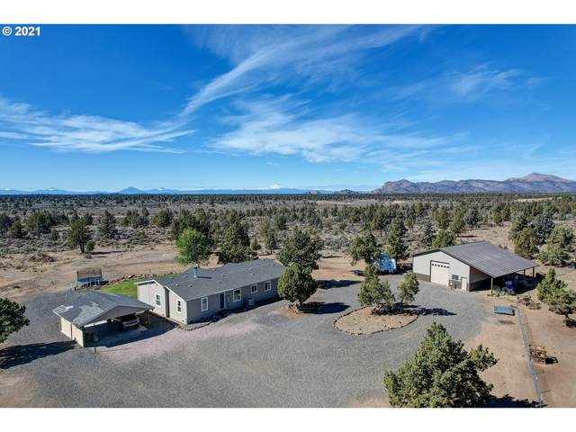 1313 SW Bent Loop, Powell Butte, OR 97753 (MLS #21500857) :: Real Estate by Wesley
