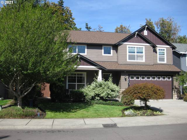 214 NW 153RD St, Vancouver, WA 98685 (MLS #21500893) :: Fox Real Estate Group