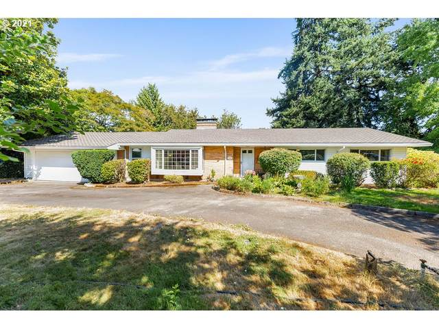 11830 SW Belvidere Pl, Portland, OR 97225 (MLS #21501069) :: The Liu Group
