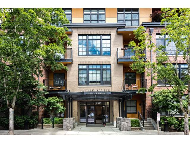 2335 NW Raleigh St #125, Portland, OR 97210 (MLS #21501282) :: Next Home Realty Connection
