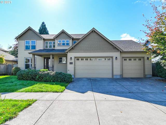 80 Craftsman Way, Eugene, OR 97408 (MLS #21501765) :: Premiere Property Group LLC