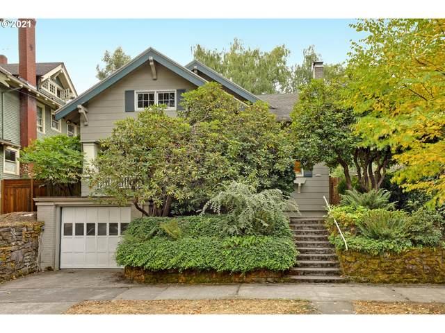 2426 NE Flanders St, Portland, OR 97232 (MLS #21501858) :: Cano Real Estate