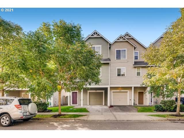 12238 SE Long St, Portland, OR 97236 (MLS #21502070) :: Holdhusen Real Estate Group