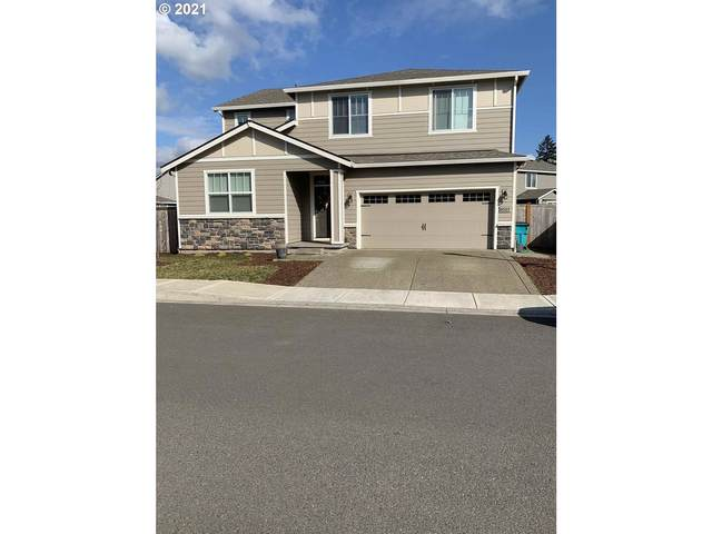 9207 NE 165TH Ave, Vancouver, WA 98682 (MLS #21502100) :: Townsend Jarvis Group Real Estate
