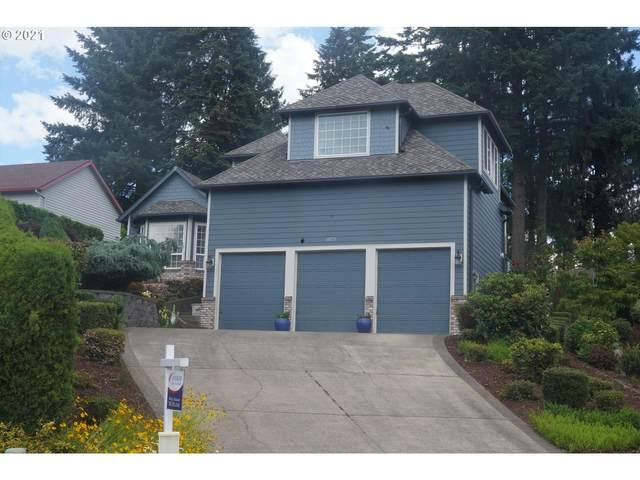 14579 SE Creekside Dr SE, Milwaukie, OR 97267 (MLS #21502320) :: Lux Properties