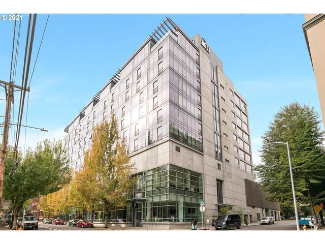 1410 NW Kearney St #923, Portland, OR 97209 (MLS #21502431) :: Song Real Estate
