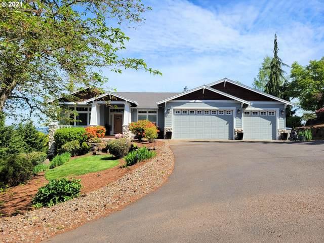 23364 SW Murdock Rd, Sherwood, OR 97140 (MLS #21502487) :: Fox Real Estate Group