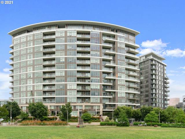 949 NW Overton St #309, Portland, OR 97209 (MLS #21502721) :: Gustavo Group