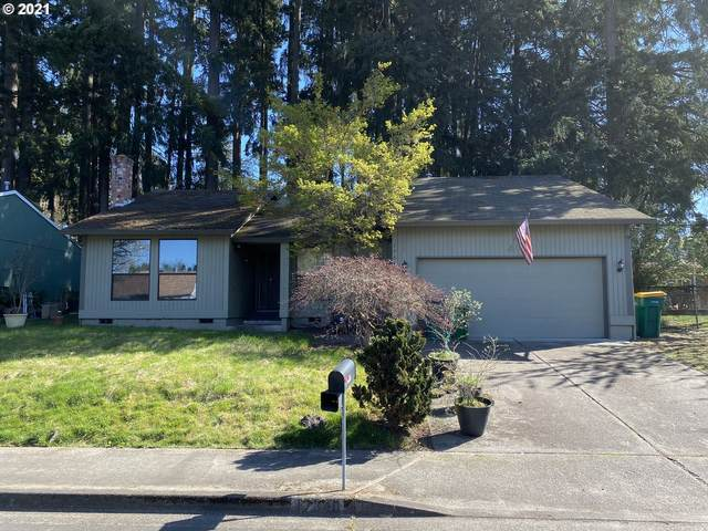 17640 SW Sumac Ln, Beaverton, OR 97007 (MLS #21502722) :: The Pacific Group