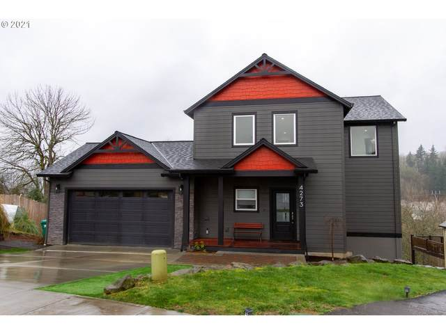 4273 SW 28TH Ct, Gresham, OR 97080 (MLS #21502775) :: Townsend Jarvis Group Real Estate